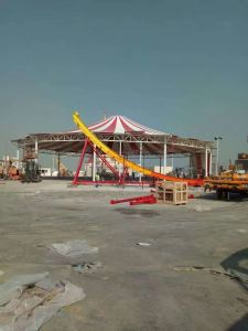 Circus Tent Membrane Structure House pictures & photos