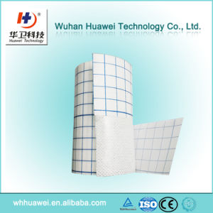 OEM Top Grade Medical Adhesive Jumbo Roll Non-Woven Surgical Tape pictures & photos