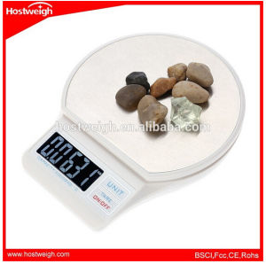 Waterproof Stainless Steel Mini Digital Kitchen Food Scale pictures & photos