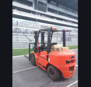 China Vmax 2 Ton Electric Forklift Truck with Ce Standard pictures & photos