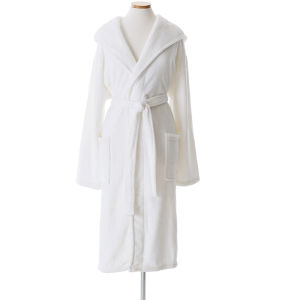 Cheapest High Quality Coral Fleece Bathrobe for Hotel pictures & photos