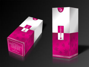 Printing Paper Box with Cardboard Box for Oud Box