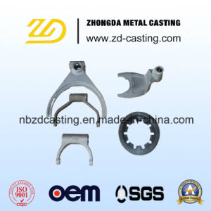 Stainless Steel CNC Machining Part for Truck pictures & photos