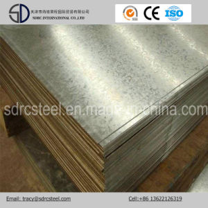 Sgc440 Hot-DIP Galvanized Steel Sheet (Coil) pictures & photos