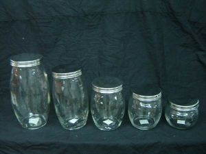 Sale Any Type Honey, Jam, Spice, Sance, Pickle Glass Canning Jar (JL00088) pictures & photos