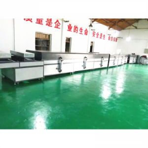 TM-Uvirl IR Leveling with UV Curing System for Aluminum Ceiling and Decorative Plates pictures & photos