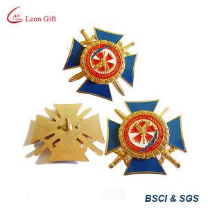 Factory Customized Enamel Metal Logo Badge Lapel Pin pictures & photos