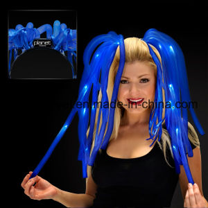 Blue Noodle Headband with Led′s pictures & photos