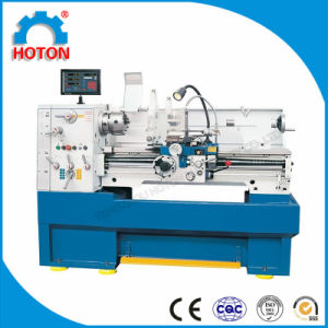 Universal High Precision Metal Horizontal Gap Bed Lathe machine (CM6241 ) pictures & photos