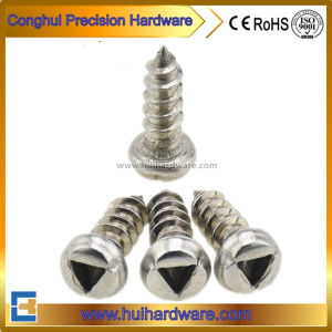 Custom Made Triangle Pan Head Safety Screws pictures & photos