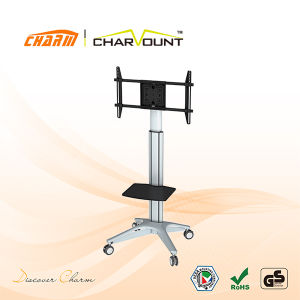 High Quality Dubai TV Stand for LCD TV, Projector, DVD Presentation All Together (CT-FTVS-T119) pictures & photos