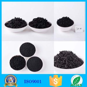 4mm Coal and Wood Activated Carbon for Toxic Gas Treatment pictures & photos