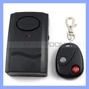 Wireless Remote Control Vibration Sensor Alarm (DA-02) pictures & photos
