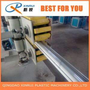 PVC Faux Marble Profile Sheet Extruder Making Machine pictures & photos