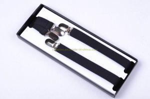 Lady Fashion Skinny Elastic Suspender 2.0*100cm pictures & photos