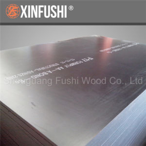 F17/F14 Film Faced Plywood Manufacturer From China pictures & photos