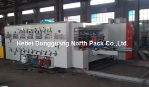 480 type Corrugated Cardboard Flexo Printing Machine pictures & photos