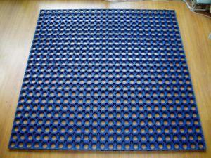 Drainage Rubber Mat, Anti Slip Rubber Mat Anti-Fatigue Mat pictures & photos