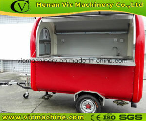 VL888 China Mobile Food Cart with Top Quality pictures & photos