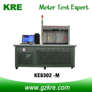Class 0.05 6 Position 1000A Three Phase Energy Meter Test Bench for Clamp CT Meter pictures & photos