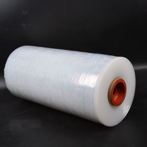 PE Stretch Cling Film Roll pictures & photos