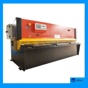 CNC Hydraulic Guillotine Shearing Machine with Ce Standard pictures & photos
