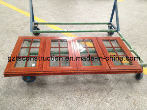 Casement Window, Aluminum Window, Aluminium Window with Double Glazing pictures & photos