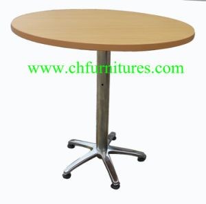 Steel Base Plywood Round Banquet Table (YC-T166) pictures & photos