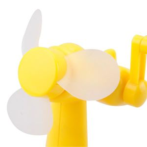 2015 Newest Children Toys Mini Hand-Held Plastic Fan with En71 (10189691) pictures & photos