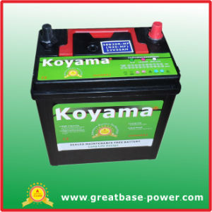 Lead Acid Mf Car Battery 12V35ah Maintenance Free Battery pictures & photos