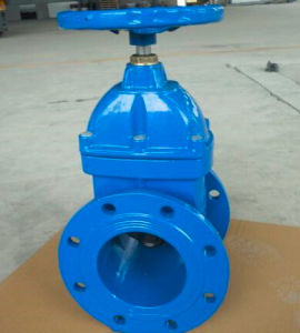 Dci & Flanged Gate Valve pictures & photos