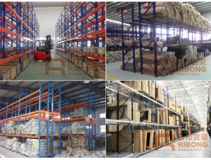 Heavy Duty Rack Shelving