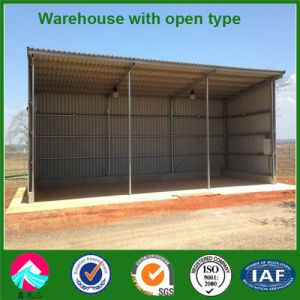 New Design Commercial Prefab Steel Structure Shed pictures & photos