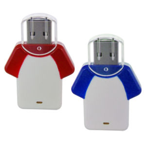 Best Promotion Gift Plastic USB Flash Drive with Your Logo pictures & photos