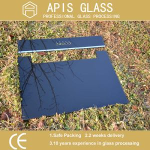 4mm/5mm/6mm/8mm Back Painted Glass / Back Color Glass / Black Painted Glass pictures & photos