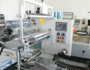 Automatic Flowpack Packing Machine / Noodles pictures & photos