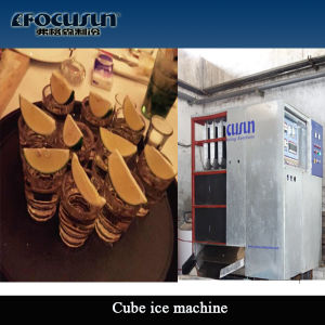 Square Cube Ice Maker for Drink and Wine pictures & photos