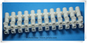H Type 10A Plastic Terminal Block Strip Connector pictures & photos