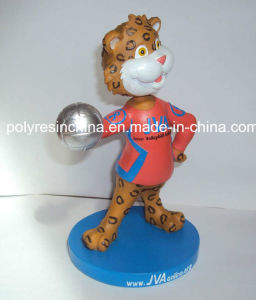 Customized Bobble Head About OEM Resin/Polyresin Bobble Head pictures & photos