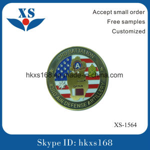 OEM Factory Custom Star Shape Metal Military Badge pictures & photos