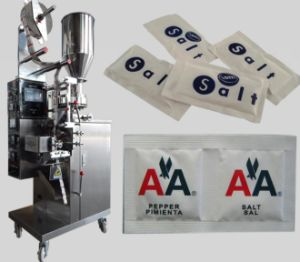 Hot Sell Product PLC Automatic Sachet Granular Packaging Machine pictures & photos