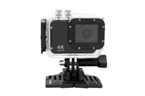 16MP 4k 60m Waterproof WiFi Action Sports Camera pictures & photos