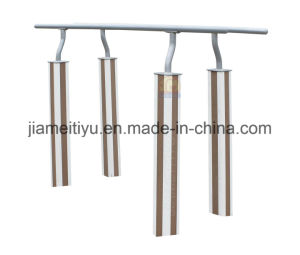 Outdoor Fitness Equipment WPC Series Parallel Bars pictures & photos