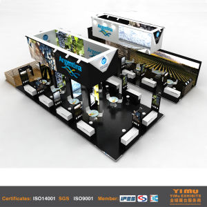 China Exhibitioin Booth Manufacturers for HK Vinexpo Show pictures & photos