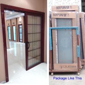 Aluminium/Aluminum Hanging Doors with One Panel pictures & photos