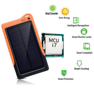 Solar Battery Chargers Power Bank for Mobile Phones pictures & photos