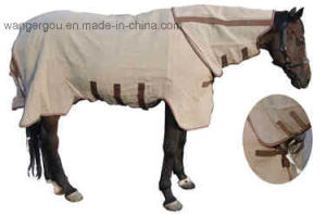 P. P. Mesh Horse Rug, Fly Sheet, Horse Product (CB-F02) pictures & photos