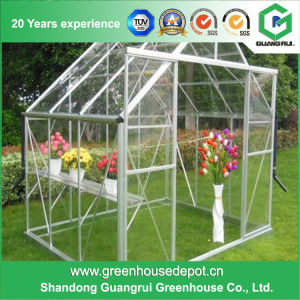 2016 Best-Selling Garden Agricultural Greenhouse with PVC Fabric pictures & photos