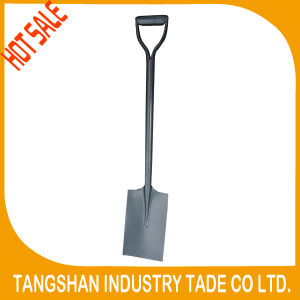 Hot Sale - All Railway Steel Handle Spade pictures & photos