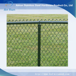 Powder Coated Used Chain Link Fence pictures & photos